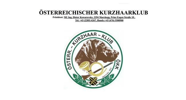 Website Deutsch-Kurzhaar